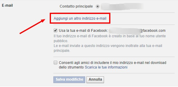 come-cambiare-email-facebook-n2